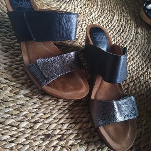 Sofft adjustable sandals